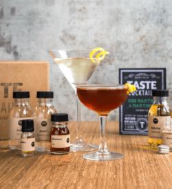 Gin Martini Cocktail