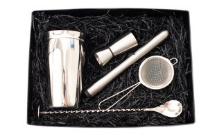 The Mixologist Equipment Kit