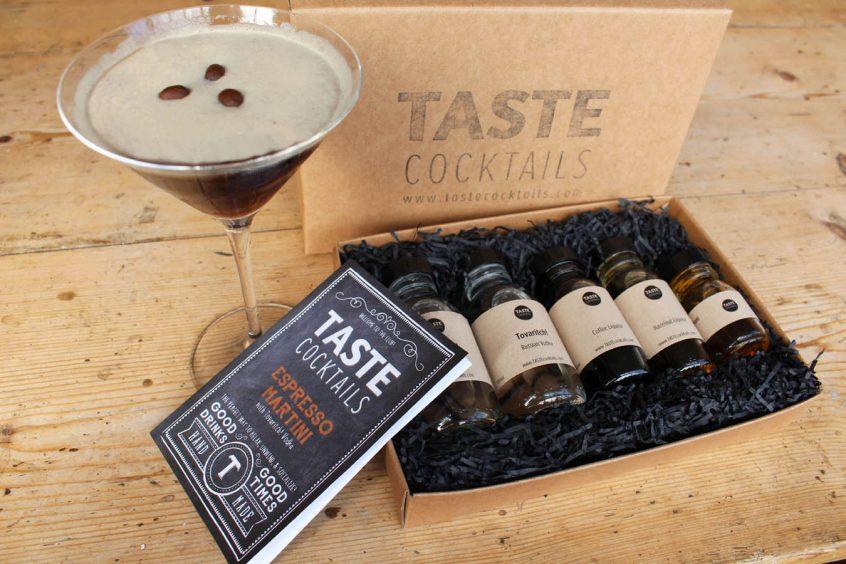 Espresso Martini Kit
