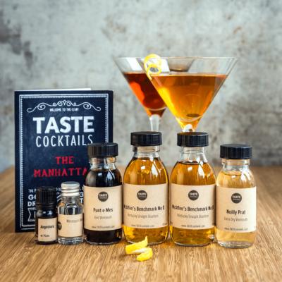 Manhattan Cocktail Kit