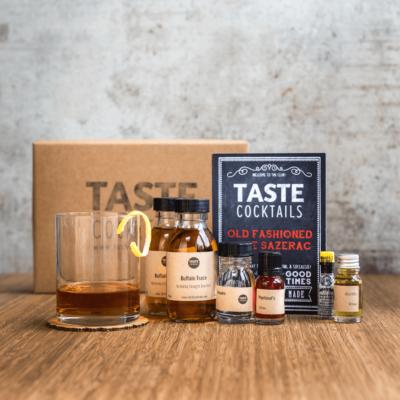 Sazerac cocktail kit