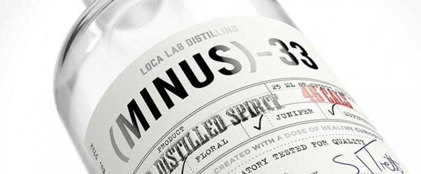 Minus 33 Juniper Distiller Spirit