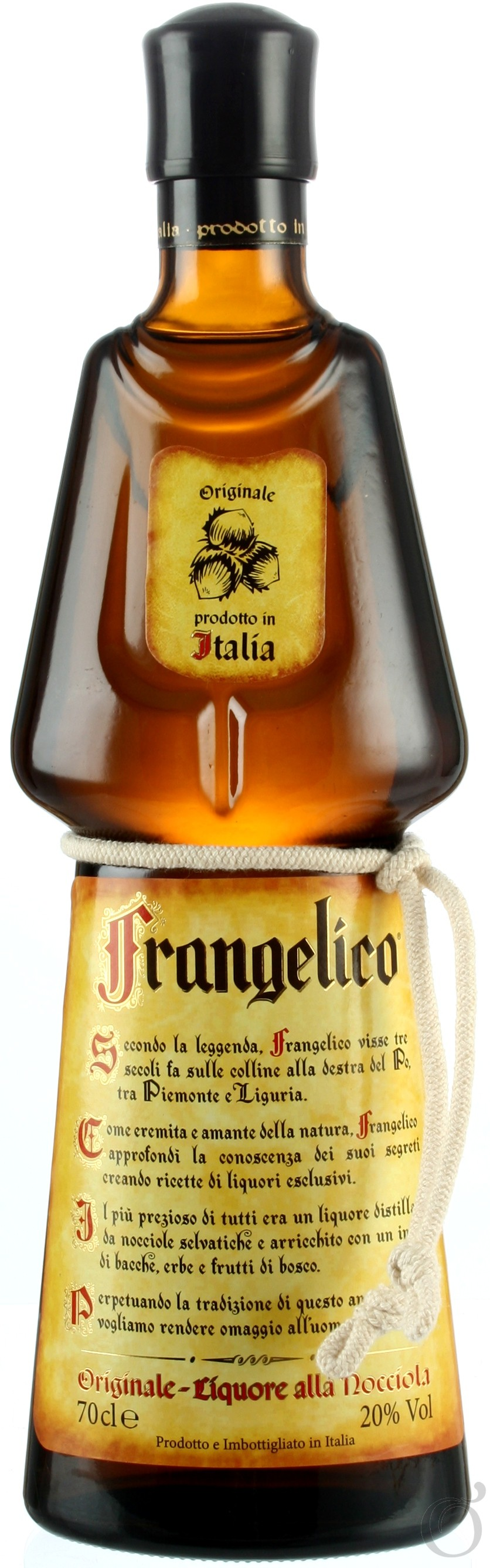 Frangelico bottle
