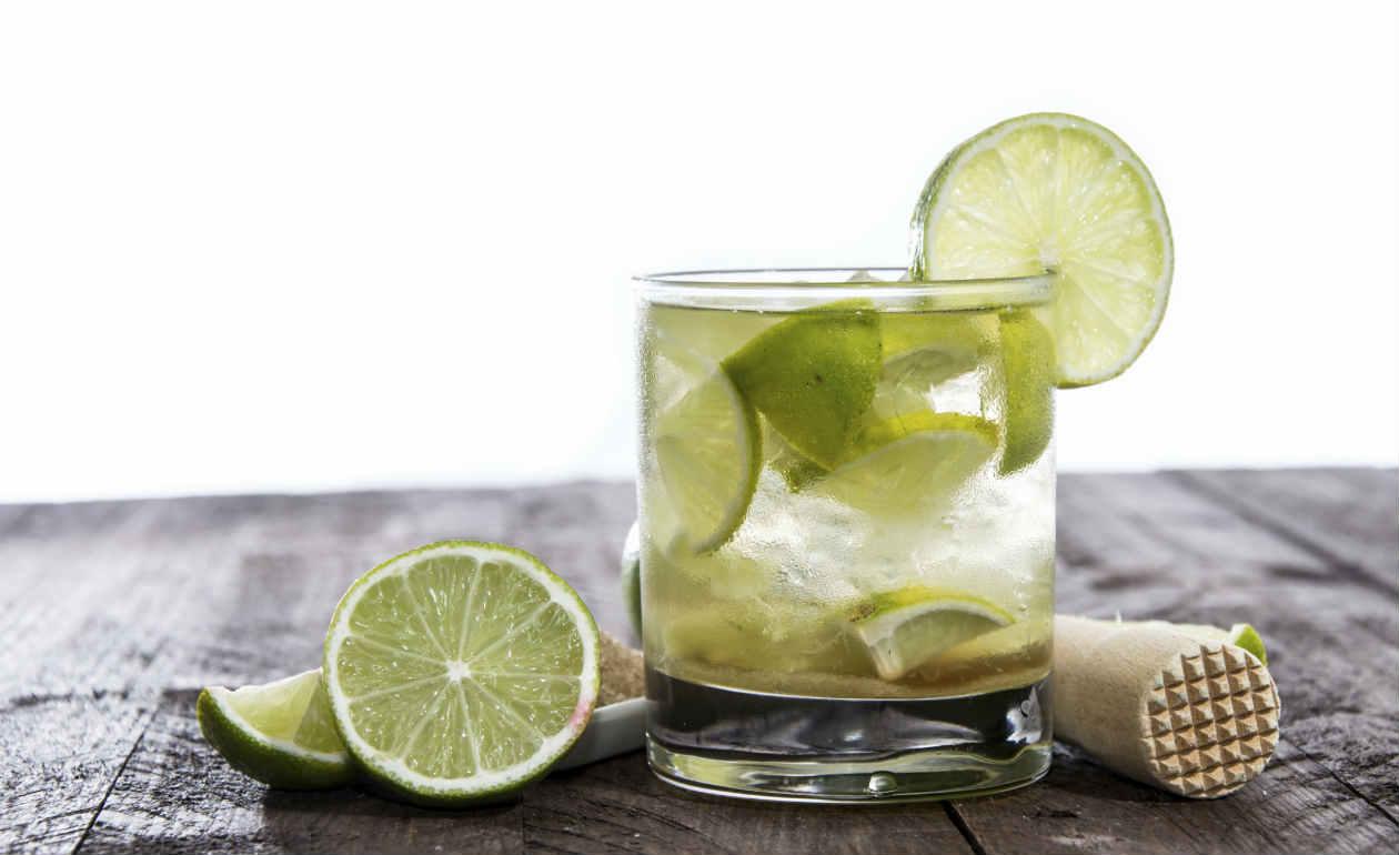 Lemon-honey drink 70